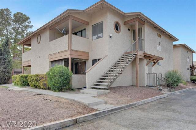 3700 Snorkel Circle #3, Las Vegas, NV 89108 (MLS #2230716) :: The Lindstrom Group