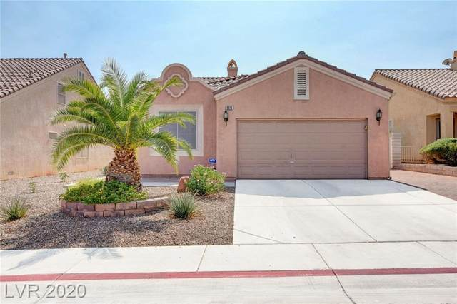 9013 Big Plantation Avenue, Las Vegas, NV 89143 (MLS #2230750) :: The Shear Team