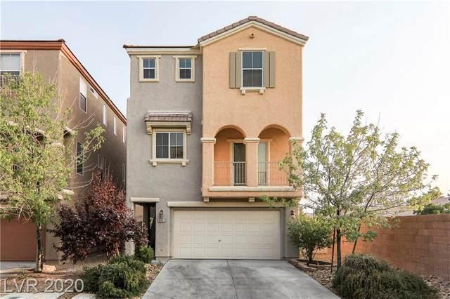 8691 Estrella Bonita Court, Las Vegas, NV 89147 (MLS #2230904) :: The Perna Group
