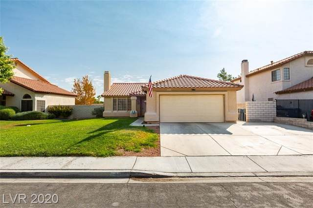 8368 Hidden Hills Drive, Las Vegas, NV 89123 (MLS #2230935) :: Performance Realty