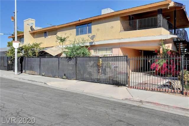 1525 Linden Avenue, Las Vegas, NV 89101 (MLS #2231044) :: ERA Brokers Consolidated / Sherman Group