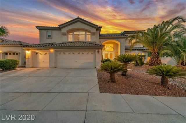 63 Cascade Lake Street, Las Vegas, NV 89148 (MLS #2231117) :: Vestuto Realty Group
