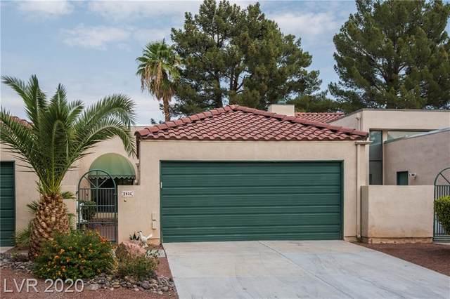 2856 Cape Hope Way, Las Vegas, NV 89121 (MLS #2231142) :: Helen Riley Group | Simply Vegas