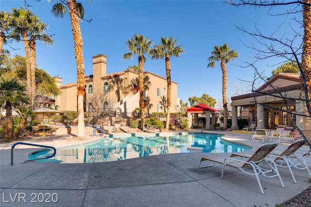 9325 W Desert Inn Road #248, Las Vegas, NV 89117 (MLS #2231169) :: Kypreos Team