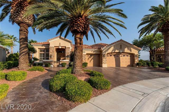 1904 Gin Hill Court, Las Vegas, NV 89134 (MLS #2231172) :: Helen Riley Group | Simply Vegas