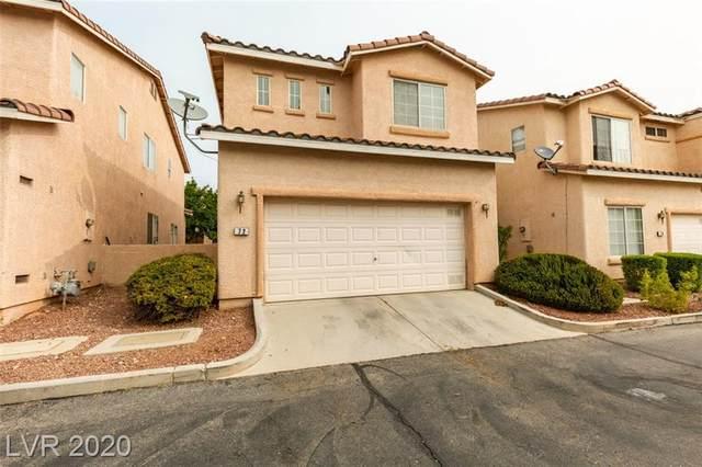 72 Belle Ridge Avenue, Las Vegas, NV 89123 (MLS #2231213) :: Jeffrey Sabel