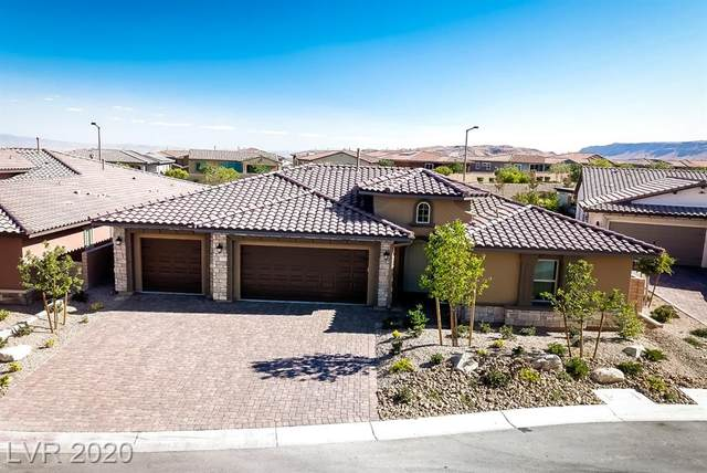 268 Tarragona Breeze Avenue, Las Vegas, NV 89138 (MLS #2231257) :: Helen Riley Group | Simply Vegas