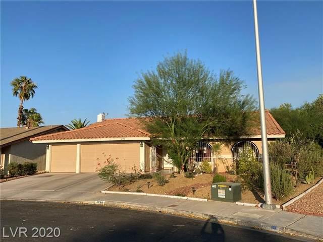 4798 Walteta Way, Las Vegas, NV 89119 (MLS #2231432) :: Jeffrey Sabel
