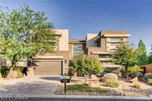 94 Pristine Glen Street, Las Vegas, NV 89135 (MLS #2231507) :: The Lindstrom Group