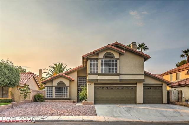 6736 Quinella Drive, Las Vegas, NV 89103 (MLS #2231543) :: The Lindstrom Group
