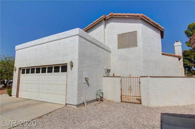 3833 Dream Street, Las Vegas, NV 89108 (MLS #2231632) :: The Lindstrom Group