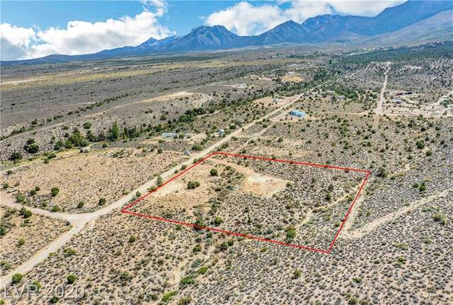 0 Angeline, Cold Creek, NV 89124 (MLS #2231635) :: Signature Real Estate Group