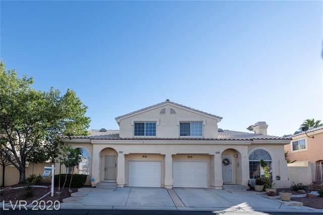 8465 Majestic View Avenue, Las Vegas, NV 89129 (MLS #2231867) :: Billy OKeefe | Berkshire Hathaway HomeServices