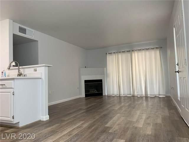 5710 Tropicana Avenue #1042, Las Vegas, NV 89122 (MLS #2231896) :: Jeffrey Sabel
