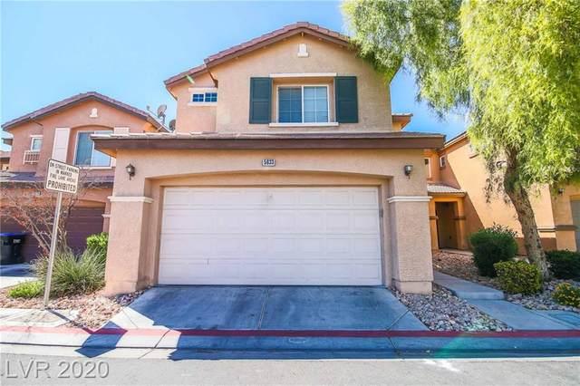 5633 Mount Athos Street, North Las Vegas, NV 89031 (MLS #2231915) :: Helen Riley Group | Simply Vegas