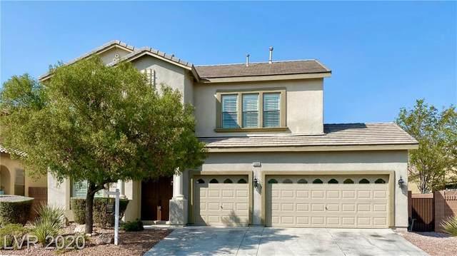 5904 Ponderosa Verde Place, Las Vegas, NV 89131 (MLS #2232254) :: Hebert Group | Realty One Group