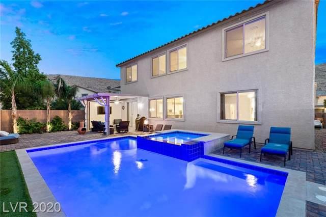 12361 Old Muirfield Street, Las Vegas, NV 89141 (MLS #2232356) :: The Lindstrom Group