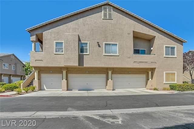2100 Quarry Ridge #203, Las Vegas, NV 89117 (MLS #2232538) :: The Perna Group