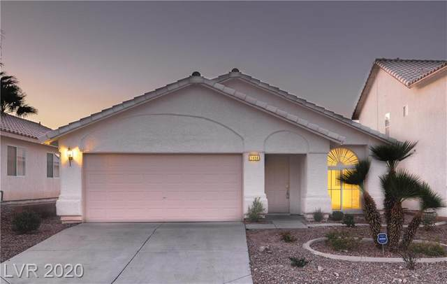 1484 Rancho Navarro Street, Henderson, NV 89012 (MLS #2232636) :: Vestuto Realty Group