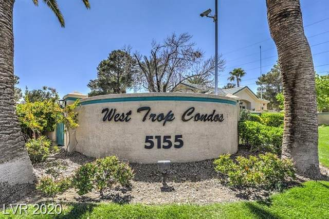 5155 W Tropicana Avenue #2125, Las Vegas, NV 89103 (MLS #2232719) :: The Lindstrom Group