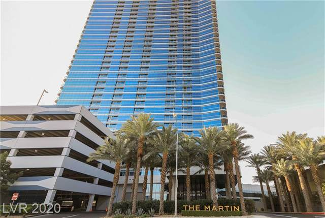 4471 Dean Martin Drive #2407, Las Vegas, NV 89103 (MLS #2232803) :: The Lindstrom Group
