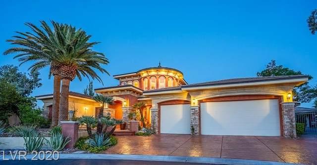 2732 Caumsett Court, Las Vegas, NV 89117 (MLS #2232938) :: The Perna Group