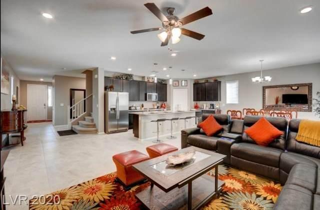 8835 Nannette Marie Court, Las Vegas, NV 89148 (MLS #2233034) :: Hebert Group | Realty One Group