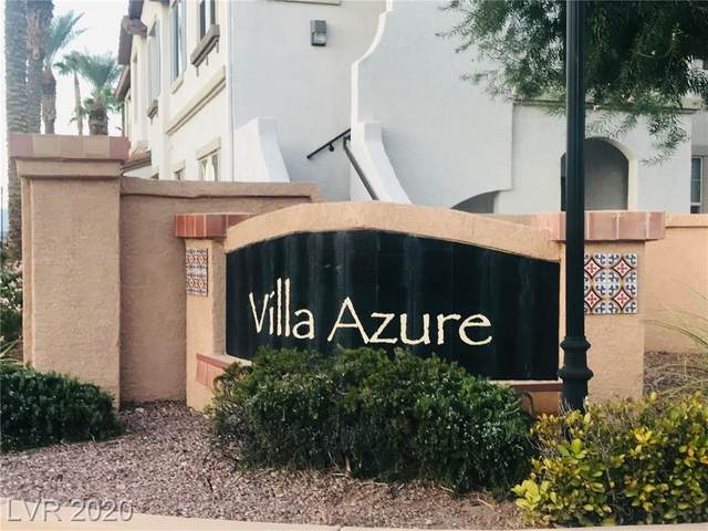 50 Aura De Blanco Street #19102, Henderson, NV 89074 (MLS #2233134) :: The Shear Team