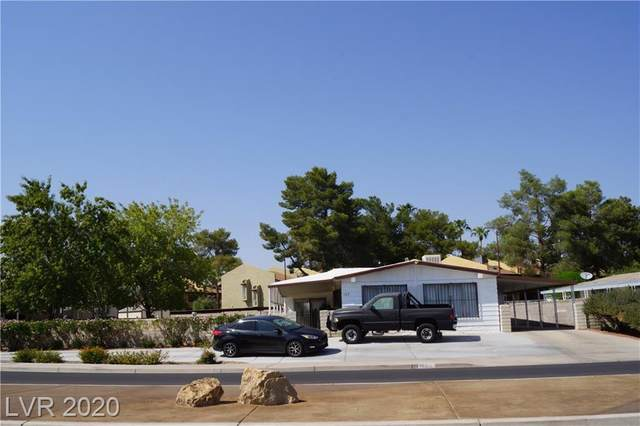 107 Sir George Drive, Las Vegas, NV 89110 (MLS #2233196) :: The Lindstrom Group