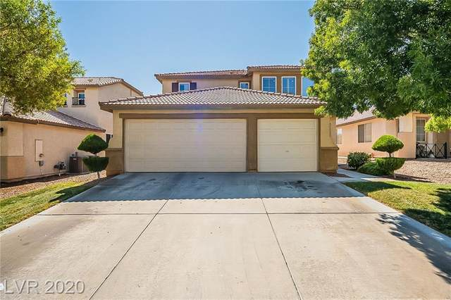 433 Kirkstone Way, Las Vegas, NV 89123 (MLS #2233431) :: Kypreos Team