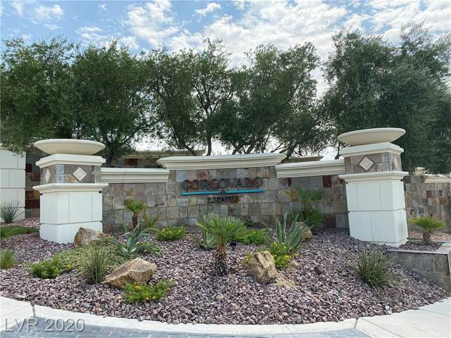1300 Corcovado Court, Henderson, NV 89052 (MLS #2233547) :: The Shear Team