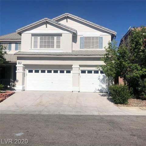 3041 Lenoir Street, Las Vegas, NV 89135 (MLS #2233566) :: Hebert Group | Realty One Group