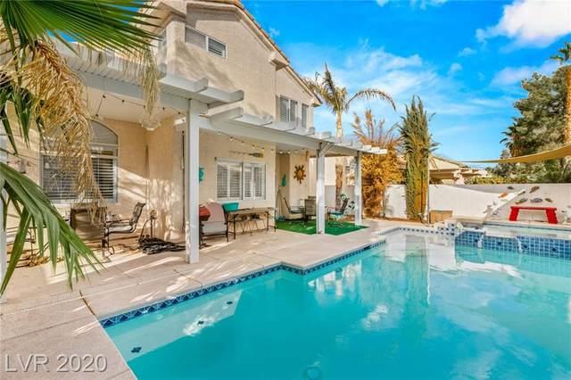 9105 Chenin Avenue, Las Vegas, NV 89129 (MLS #2233669) :: Billy OKeefe | Berkshire Hathaway HomeServices