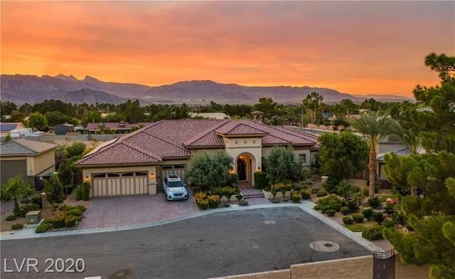 4575 Palisades Canyon Circle, Las Vegas, NV 89129 (MLS #2233779) :: Hebert Group | Realty One Group