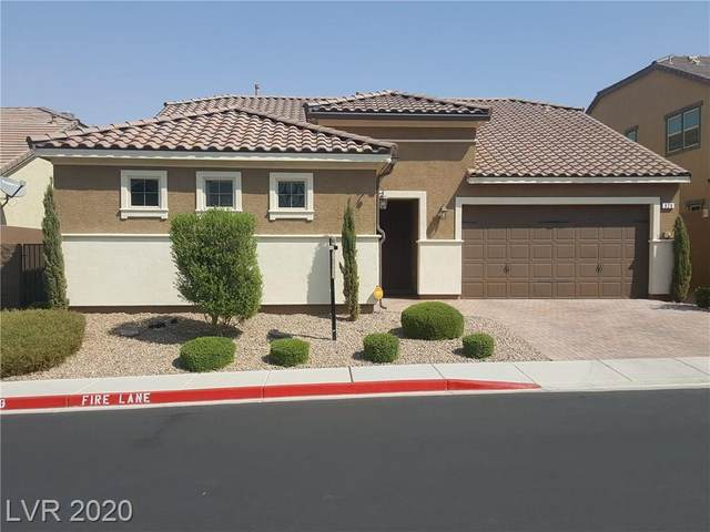 920 Pomander Point Place, Henderson, NV 89012 (MLS #2234349) :: The Lindstrom Group