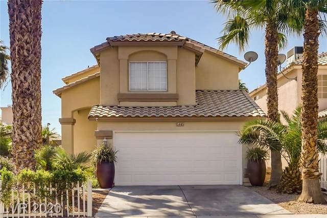 5885 Woodfield Drive, Las Vegas, NV 89142 (MLS #2234403) :: The Lindstrom Group