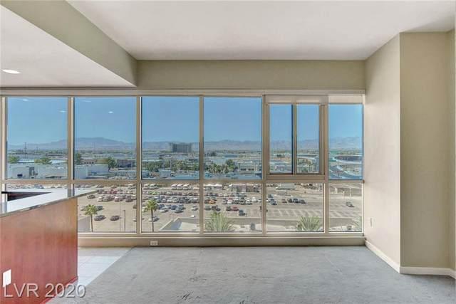 4525 Dean Martin Drive #710, Las Vegas, NV 89103 (MLS #2234485) :: Jeffrey Sabel