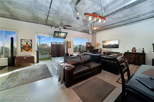 900 Las Vegas Boulevard #1208, Las Vegas, NV 89101 (MLS #2234675) :: Helen Riley Group | Simply Vegas