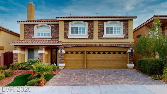 6219 Mustang Spring Avenue, Las Vegas, NV 89139 (MLS #2234770) :: Signature Real Estate Group