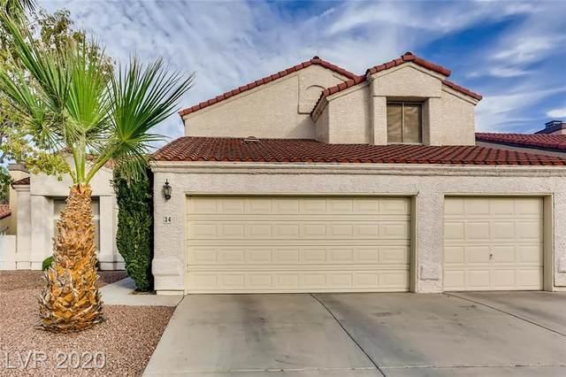 34 Stone Cress Drive, Henderson, NV 89074 (MLS #2235146) :: Billy OKeefe | Berkshire Hathaway HomeServices