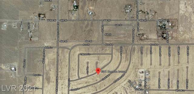 6341 N Beeman, Pahrump, NV 89060 (MLS #2235213) :: Signature Real Estate Group