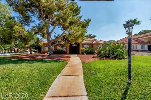 8301 Fisher Avenue, Las Vegas, NV 89149 (MLS #2235278) :: The Mark Wiley Group | Keller Williams Realty SW