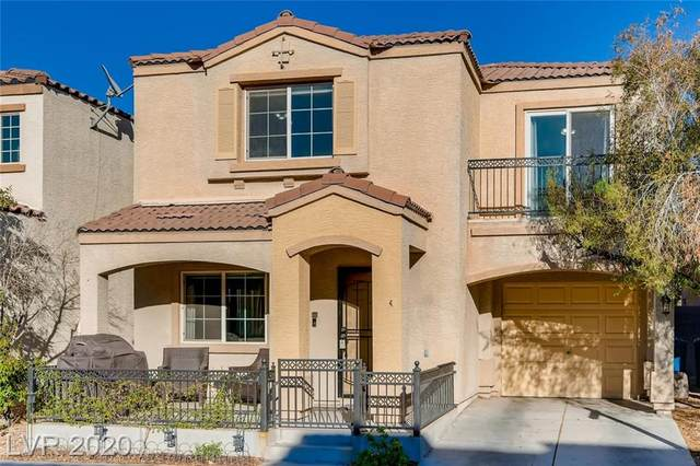 10398 Perfect Parsley Street, Las Vegas, NV 89183 (MLS #2235453) :: The Lindstrom Group
