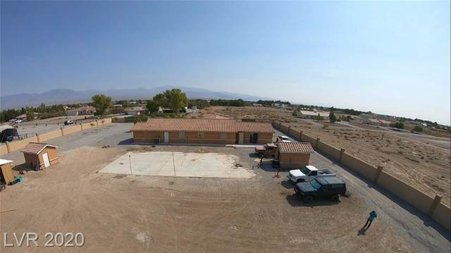 1480 Tiptop Trl, Pahrump, NV 89048 (MLS #2235454) :: Signature Real Estate Group