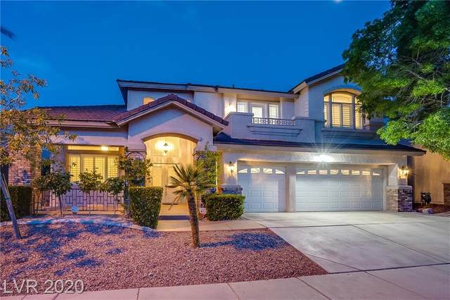 2016 Arbor Forest Street, Las Vegas, NV 89134 (MLS #2235514) :: Hebert Group | Realty One Group