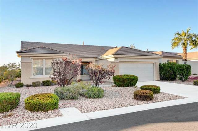 2333 Fossil Canyon Drive, Henderson, NV 89052 (MLS #2235784) :: The Lindstrom Group