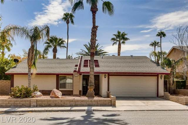 3915 Autumn Street, Las Vegas, NV 89120 (MLS #2235819) :: The Lindstrom Group