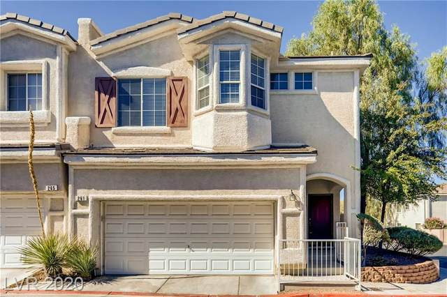 261 Faith Filled Court, Henderson, NV 89052 (MLS #2235860) :: The Perna Group