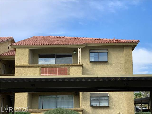 7200 Pirates Cove Road #2024, Las Vegas, NV 89145 (MLS #2235873) :: The Lindstrom Group