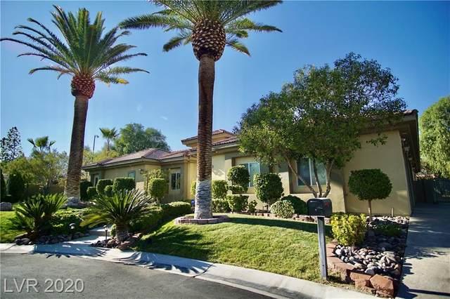 8382 Jeeves Circle, Las Vegas, NV 89149 (MLS #2235945) :: Hebert Group | Realty One Group